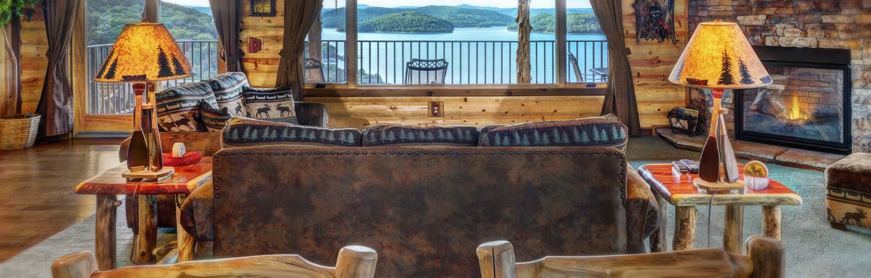 Merveilleux Eureka Springs Cabins Resort   Lake Shore Cabins On Beaver Lake