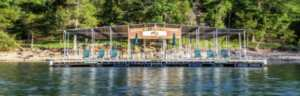 Lake Shore Cabins Dock