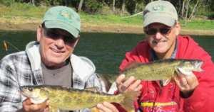 Fishing Beaver lake