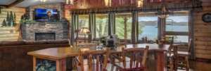 Beaver Lake Cabin