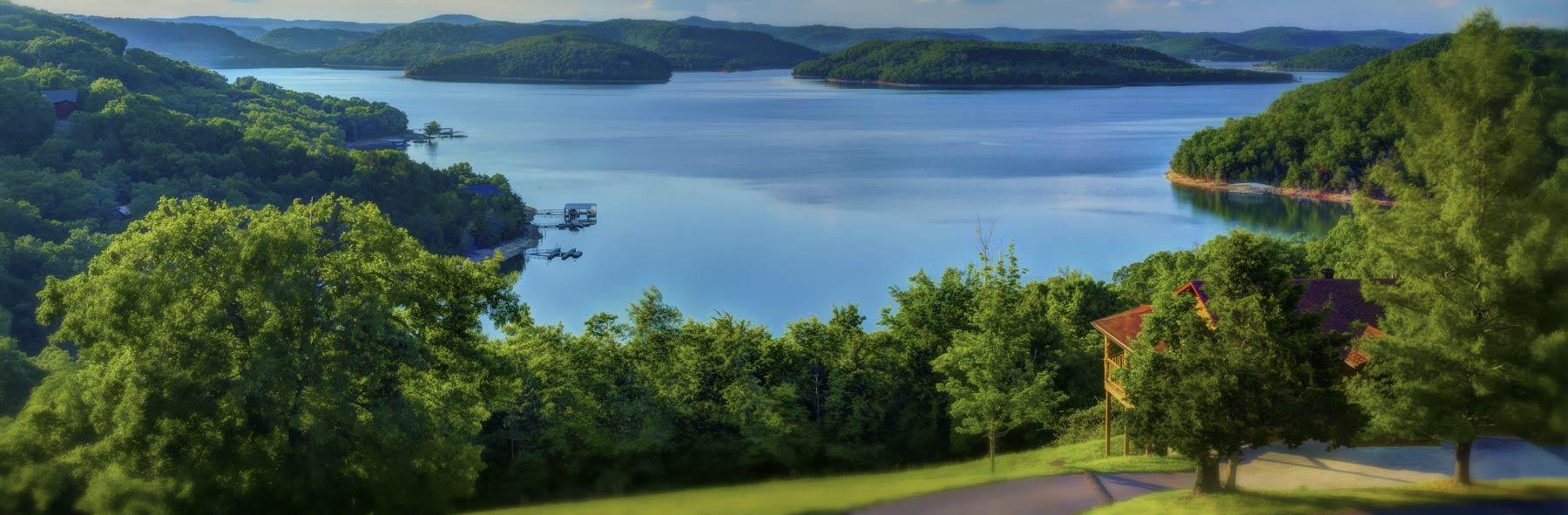 Eureka Springs Cabins Resort   Lake Shore Cabins On Beaver Lake