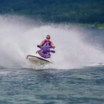 Beaver lake jet ski
