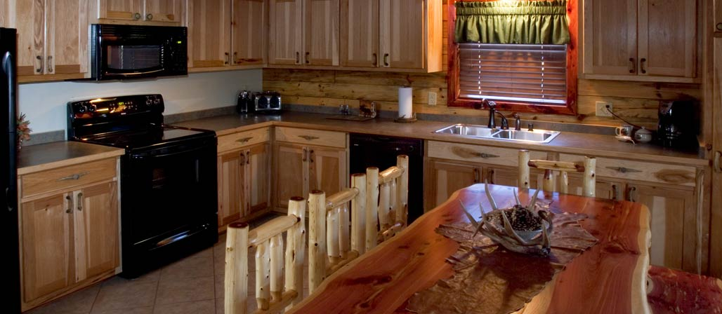 ar top eureka cabin lake beaver mountain lakefront shore deluxe units rentals log cabins in lodging springs